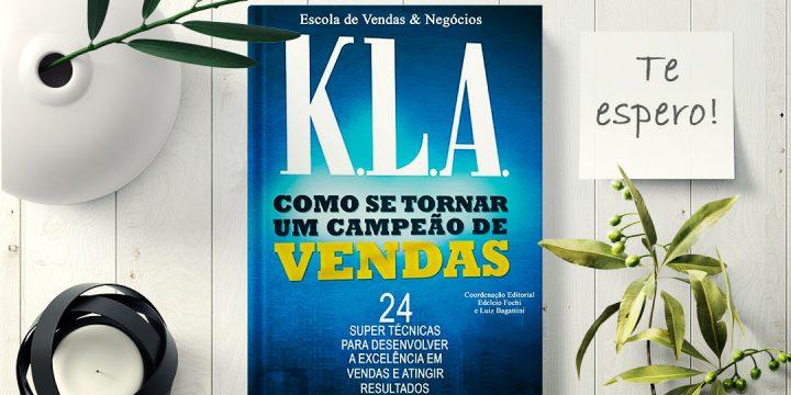 Não é só um livro, não é só um lançamento. É a eternização de Um Sonho. É a KLA na minha vida!