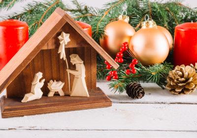 Uma mensagem de natal: Parabéns a Jesus!