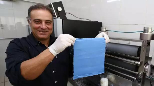 Empresa de Santa Bárbara ajuda a criar tecido que elimina o novo coronavírus