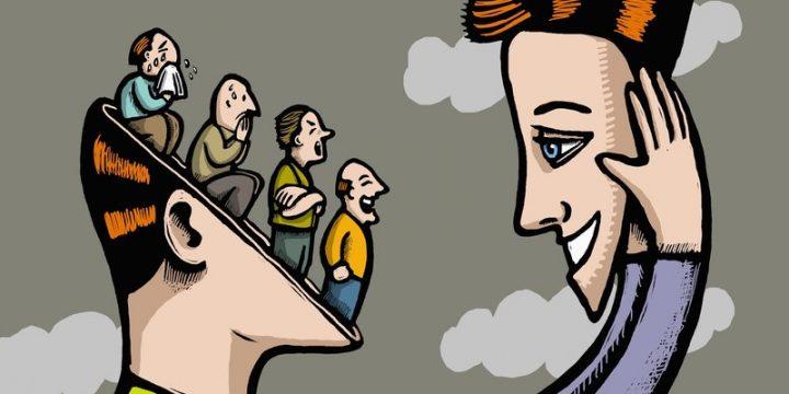 Silencie as vozes críticas em sua Mente