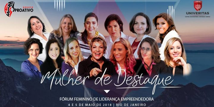 Fórum Feminino de Liderança Empreendedora
